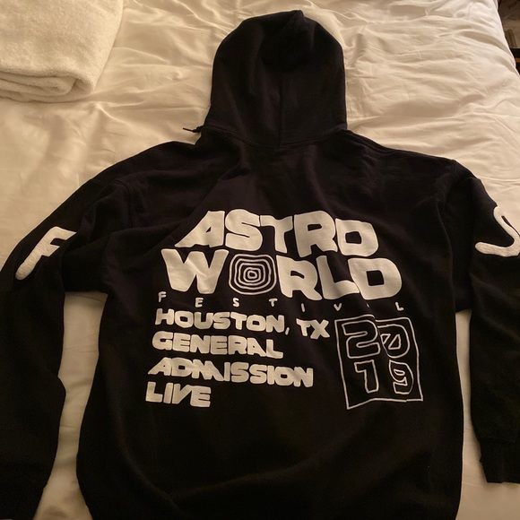 NEW Astroworld Fest 2019 Sweatshirt